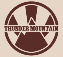 Thunder mountain Brown by James R