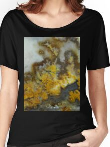 Dragon Fire Plume Agate Women's Relaxed Fit T-Shirt