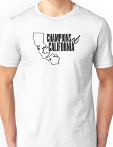 Champions of California T-Shirt