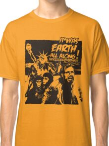 Planet of the Apes  Classic T-Shirt
