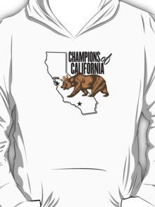 California Champions - Crown T-Shirt