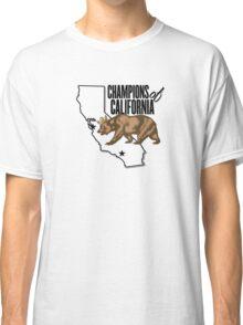 California Champions - Crown Classic T-Shirt