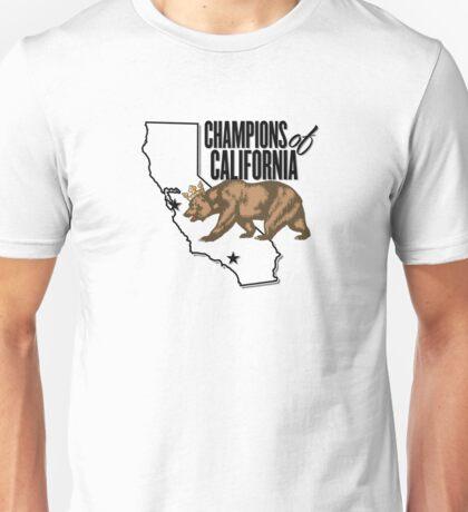 California Champions - Crown Unisex T-Shirt
