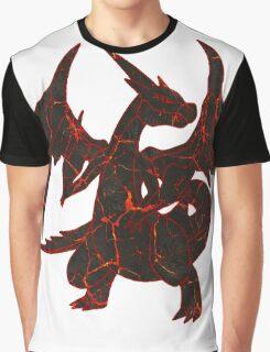 LavaZard Graphic T-Shirt