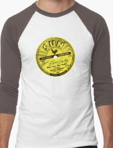 Sun Records Men's Baseball ¾ T-Shirt
