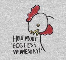 Eggless Wednesday by ViciousVegan