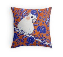 Snow Ball Throw Pillow