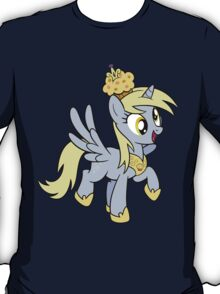 Derpy the Muffin Queen Tshirt T-Shirt