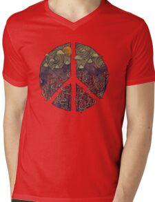 Peaceful Landscape Mens V-Neck T-Shirt