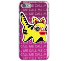 Needy Cat-Dog iPhone Case/Skin