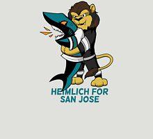 Heimlich for San Jose - Sharks choke Unisex T-Shirt