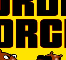 Border Force! Sticker