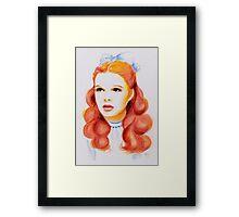 Dorothy Framed Print