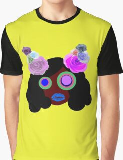 Rosy Girl Graphic T-Shirt