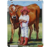 Cowgirl Besties iPad Case/Skin