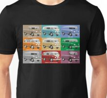VW T1 Transporter range Unisex T-Shirt