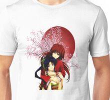 Kenshin HImura and Kamiya Kaoru Unisex T-Shirt
