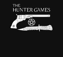 The Hunter Games Alternative Design (White) Unisex T-Shirt