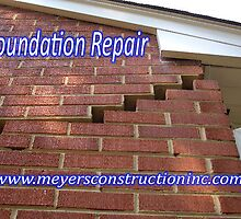 Foundation Repair in Indianapolis by evelynsnyder