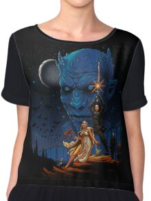 throne wars Chiffon Top