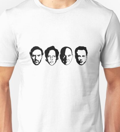 Prison Break- Haywire, Mahone, Bellick & Kellerman Unisex T-Shirt