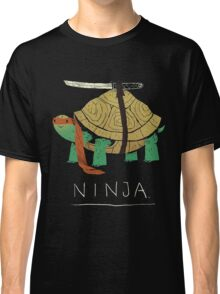 Real Ninja Turtle Classic T-Shirt