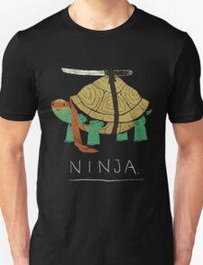 Real Ninja Turtle Unisex T-Shirt