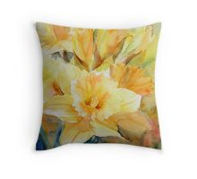 Distilled Sunlight Throw Pillow