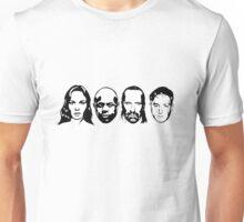 Prison Break- Sara, C-Note, Abruzzi & Tweener Unisex T-Shirt