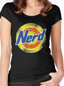 Cool Nerd Women's Fitted Scoop T-Shirt