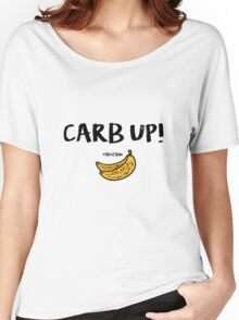 CARB UP - Go vegan Women's Relaxed Fit T-Shirt
