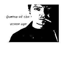 Queens of the Stone Age - Josh Homme by pandagoo