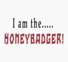 HONEYBADGER by ObscurelifeForm