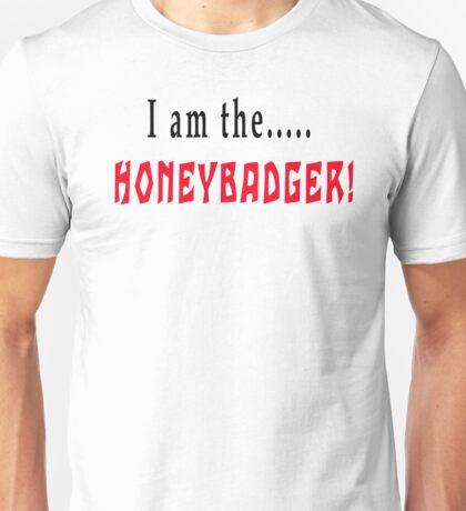 HONEYBADGER Unisex T-Shirt