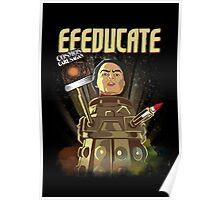 Eeeducate Poster