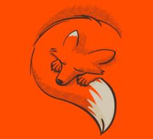 The fox is sleeping Kids Clothes