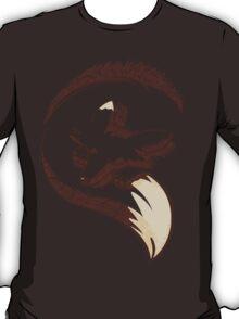 The fox is sleeping T-Shirt