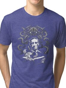 Love Cthulhu Tri-blend T-Shirt