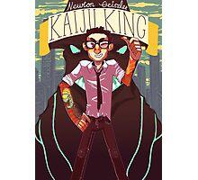 KAIJU KING Photographic Print