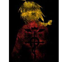 The Fullmetal Alchemist Photographic Print