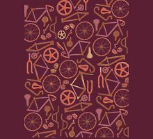 Bicycle Assembly Pattern (autumn) T-Shirt
