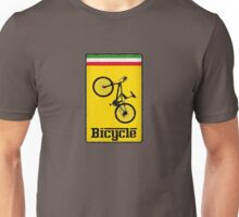 Bicycle classic F40 Unisex T-Shirt