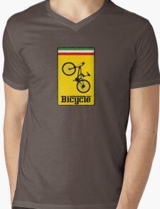 Bicycle classic F40 Mens V-Neck T-Shirt