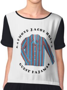Raymond Jacob Holt's Guest Pajamas Chiffon Top