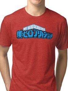MY HERO ACADEMIA Tri-blend T-Shirt