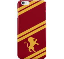 GRYFINNDOR Potter Jersey iPhone Case/Skin