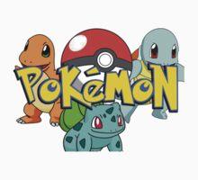 Pokémon artwork by starycat24