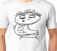 The #1 Pizza Dude Unisex T-Shirt