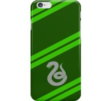 Slytherin Jersey  iPhone Case/Skin