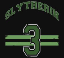 Slytherin Jersey  Kids Clothes